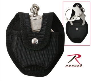 Rothco Enhanced Molded Open Style Handcuff Case-