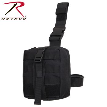 Rothco Drop Leg Medical Pouch-Rothco