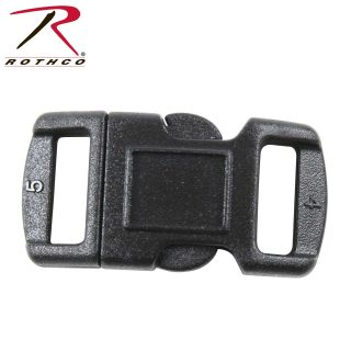 "Rothco 3/8"" Side Release Buckle-"