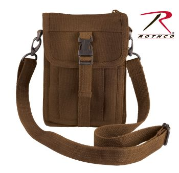 Rothco Canvas Travel Portfolio Bag-