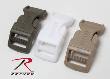 """212_Rothco Side Release Buckle-5/8""""-"""