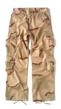 2186_Rothco Vintage Camo Paratrooper Fatigue Pants-Rothco