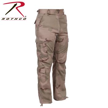 2187 Rothco Vintage Paratrooper Fatigues - Tri Color Desert Camo