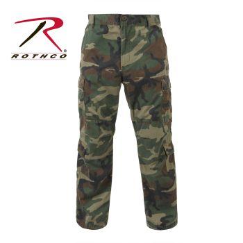 2188 Rothco Vintage Paratrooper Fatigues - Tri Color Desert Camo