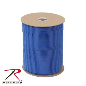 Rothco Nylon Paracord 550lb 1000 Ft Spool-