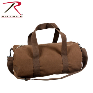 Rothco Canvas Shoulder Duffle Bag - 19 Inch-Rothco