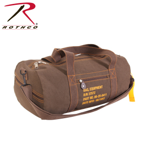 Rothco Canvas Equipment Bag-Rothco