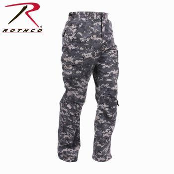 Rothco Vintage Camo Paratrooper Fatigue Pants-Rothco