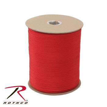 Rothco Nylon Paracord 550lb 1000 Ft Spool-