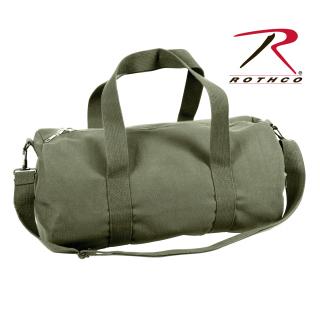 Rothco Canvas Shoulder Duffle Bag - 19 Inch-Rothco