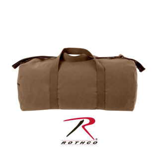 Rothco Canvas Shoulder Duffle Bag - 24 Inch-