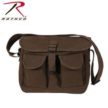 Rothco Canvas Ammo Shoulder Bag-Rothco