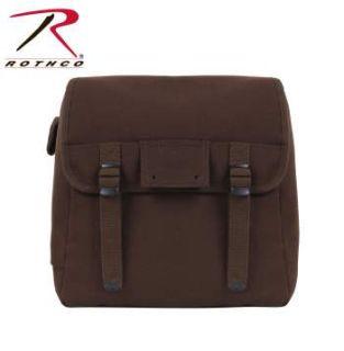 Rothco Heavyweight Canvas Musette Bag-Rothco