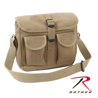 Rothco Canvas Ammo Shoulder Bag-
