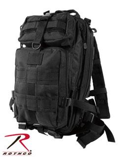 Black Medium Transport Pack