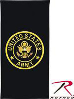 Rothco Army Insignia Beach Towel-