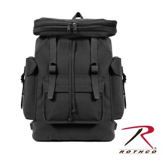 Rothco Canvas European Style Rucksack-