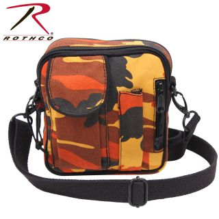 Rothco Camo Excursion Organizer Shoulder Bag-Rothco