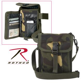 Rothco Canvas Travel Portfolio Bag-