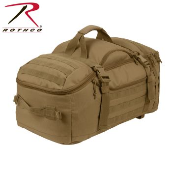 Rothco 3-In-1 Convertible Mission Bag-