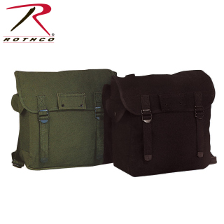 Rothco Canvas Jumbo Musette Bag-Rothco