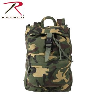 Rothco Canvas Daypack-