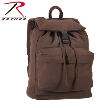 2371_Rothco Canvas Daypack-