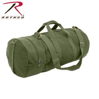 Rothco Canvas Double-Ender Sports Bag-