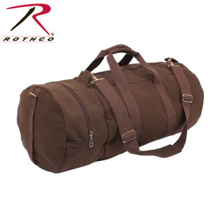 Rothco Canvas Double-Ender Sports Bag-Rothco