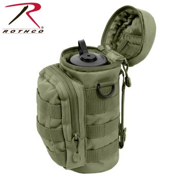 Rothco MOLLE Compatible Water Bottle Pouch-
