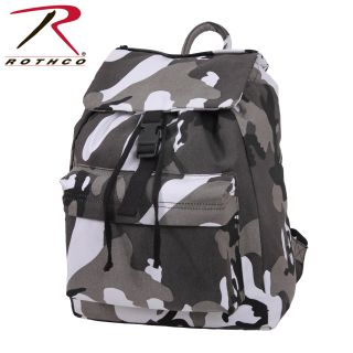 Rothco Canvas Daypack-Rothco