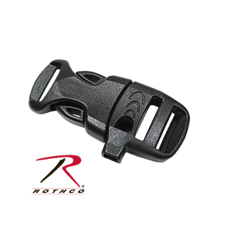 "Rothco Whistle Side-Release Buckle - 5/8""-Rothco"