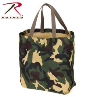 Rothco Canvas Camo Tote Bag-