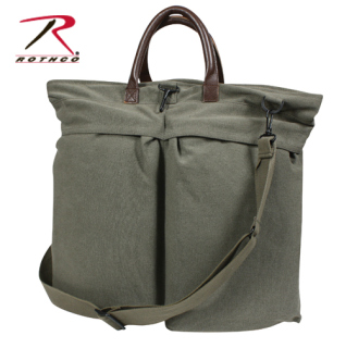 Rothco Vintage Canvas Helmet Bag-