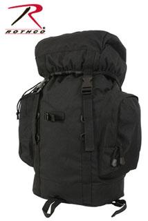 25l Tactical Backpack - Black