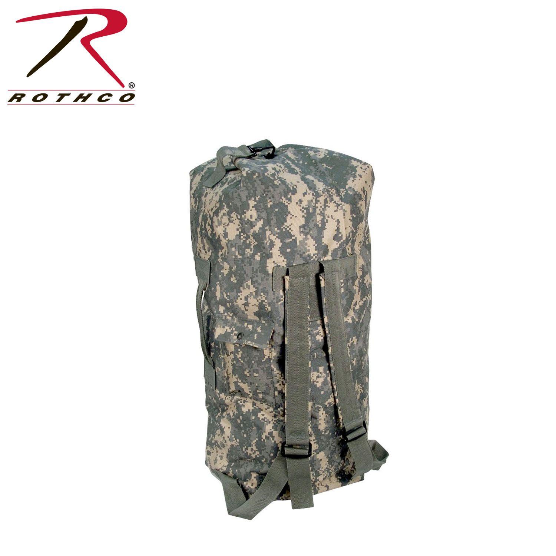 Nylon Duffle Bags