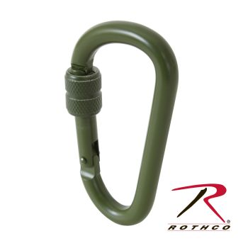 Rothco 80MM Locking Carabiner-