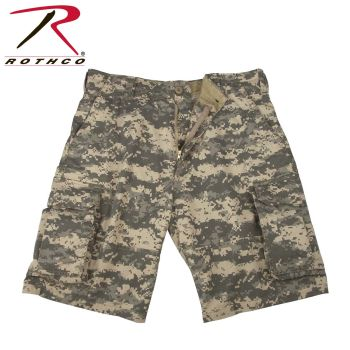 Rothco Vintage Camo Paratrooper Cargo Shorts-Rothco