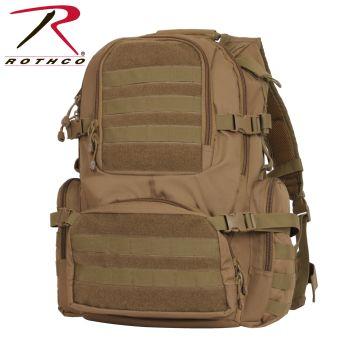 Rothco Multi-Chamber MOLLE Assault Pack-Rothco