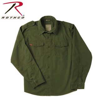 Rothco Vintage Fatigue Shirts-