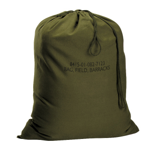 Rothco G.I. Type Canvas Barracks Bag-Rothco