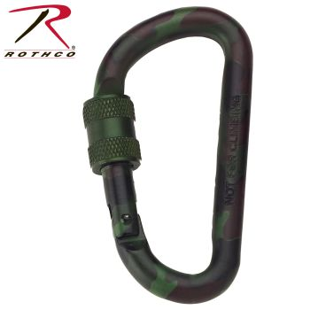 Rothco 80MM Locking Carabiner-Rothco
