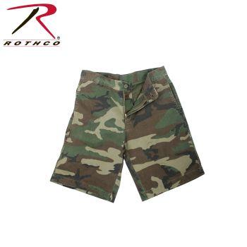 Rothco Vintage 5 Pocket Flat Front Shorts-Rothco