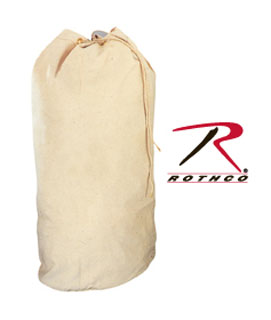 Rothco U.S.N. Heavyweight Canvas Sea Bag-Rothco