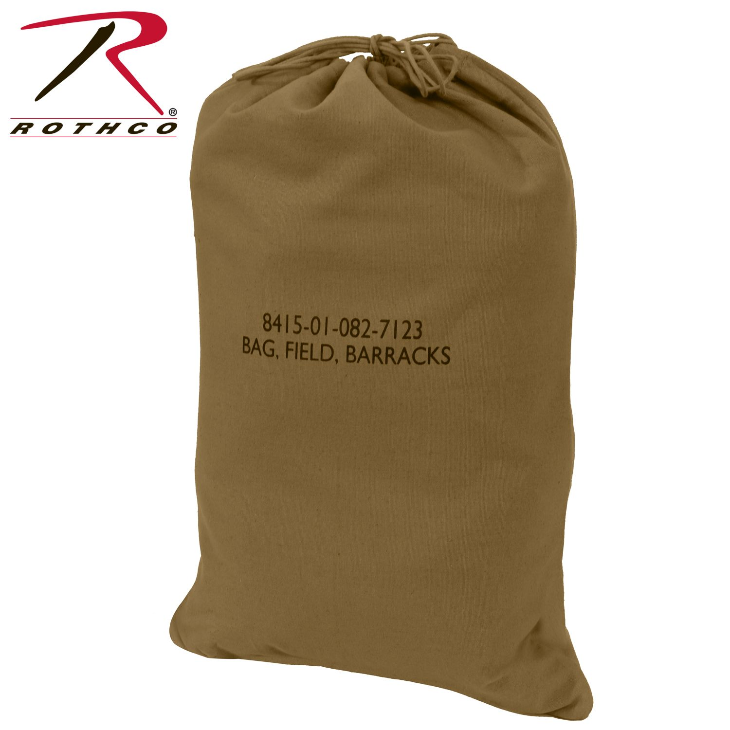 Buy Rothco G.I. Type Canvas Barracks Bag - Rothco Online at Best ... 3592633785f09