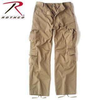 2688_Rothco Vintage Paratrooper Fatigue Pants-