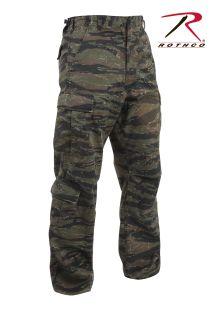 2711_Rothco Vintage Camo Paratrooper Fatigue Pants-
