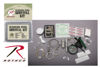 Rothco Survival Kit-