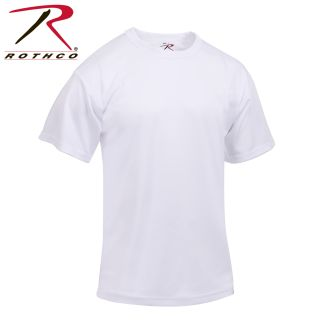 Rothco Quick Dry Moisture Wicking T-Shirt-