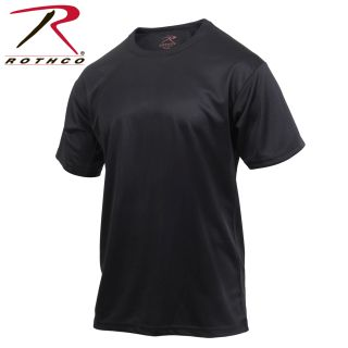 Rothco Quick Dry Moisture Wicking T-Shirt-Rothco